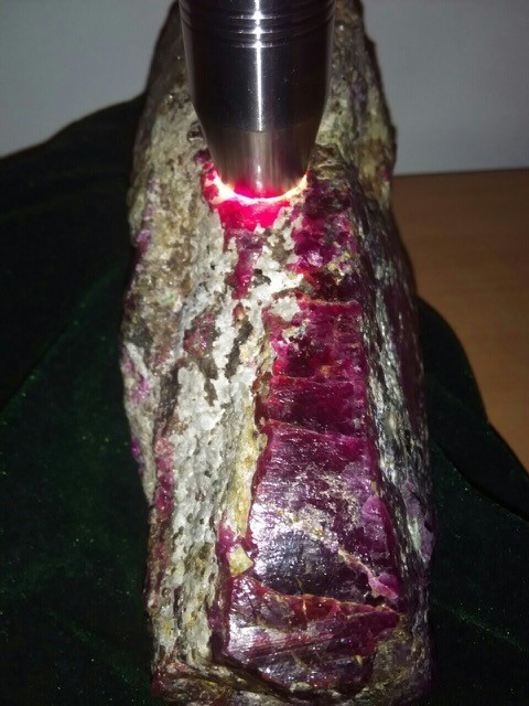 worlds largest rough ruby gem related discussion igs forums